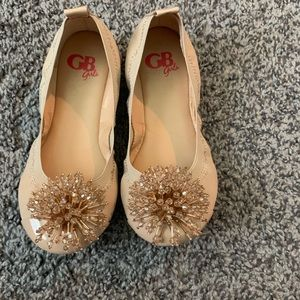 GB girls little girl shoes size 11